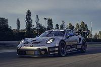 Porsche reveals 2021 911 GT3 Supercup car