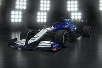 Williams FW43B revealed with heavily-revised livery for 2021 season