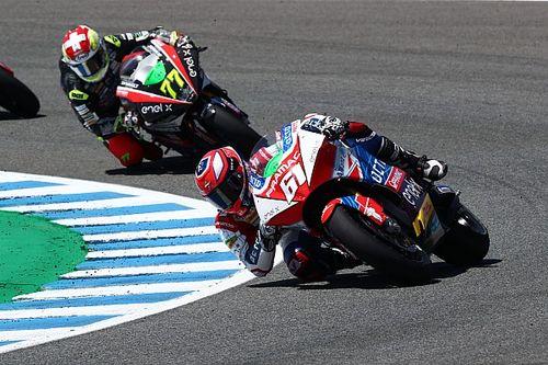 Sturzreicher MotoE-Auftakt in Jerez: Zaccone gewinnt vor Aegerter