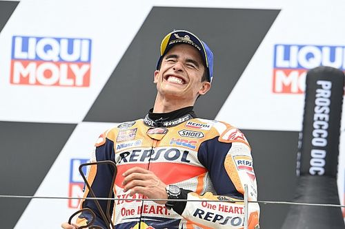 """Márquez: """"Lo necesitaba, para mí competir es luchar por las victorias"""""""