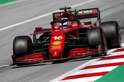 Andere aanpak werpt zijn vruchten af voor Leclerc in Barcelona