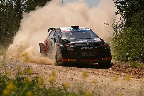 ERC: il Campione Lukyanuk ricomincia vincendo il Rally di Polonia