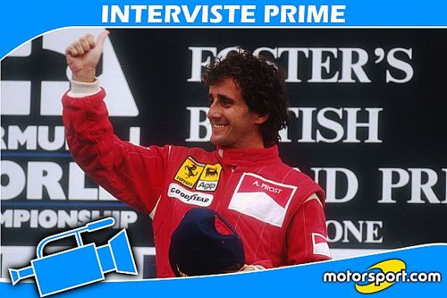 """Massai: """"Prost tester fantastico, sentiva anche un cavallo di motore"""""""
