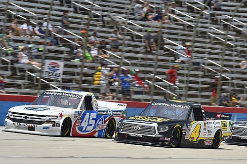 Ross Chastain disqualified from Texas NASCAR Truck race