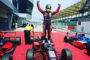 AFR Sepang II: Cao juara umum, Keanon finis keempat