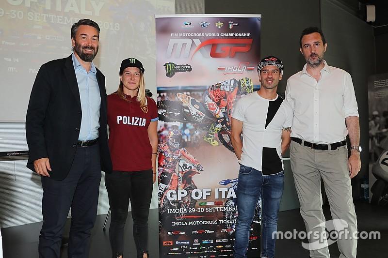 Presentato ad Imola il GP d'Italia che chiuderà la stagione 2018 della MXGP