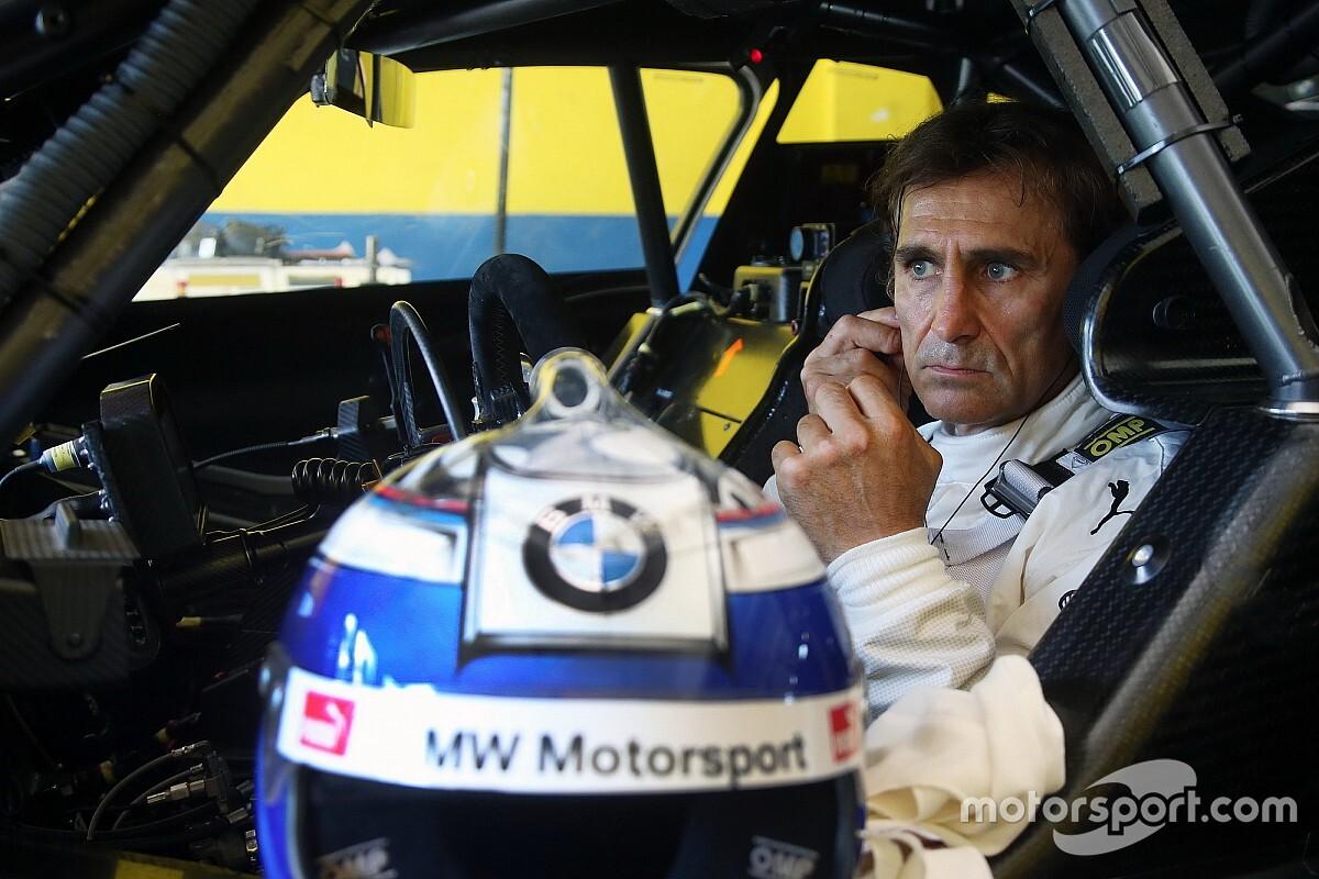 Quasi 300 giri per Zanardi nel test DTM a Vallelunga: