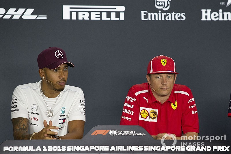 Hamilton: Ferrari, Raikkonen gibi harika bir sürücüyü kaybediyor