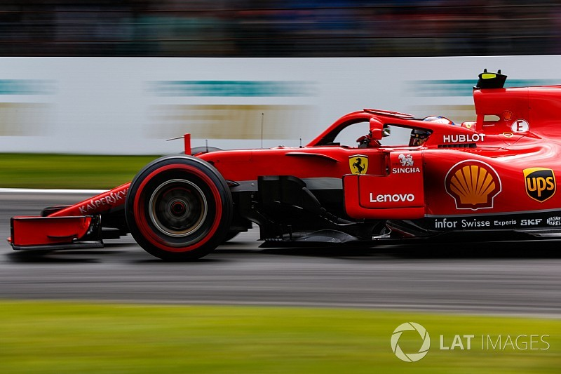 Vettel: Raikkonen galibiyet için savaşabilir