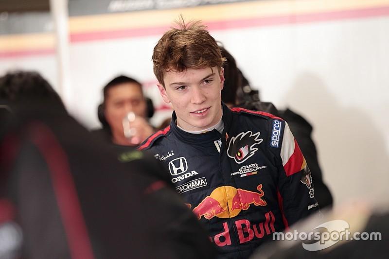 Ticktum targets Red Bull F1 test in 2019