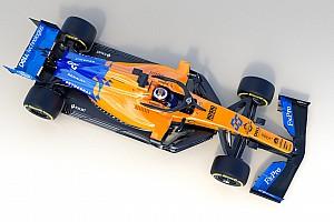 "F1新車""雑感""解説:マクラーレンMCL34……復活目指し、アグレッシブな開発?"