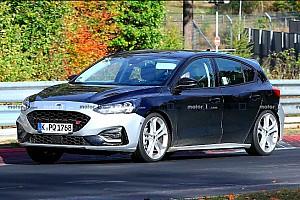 ¿Un Ford Focus ST con 649 CV? El óxido nitroso hace maravillas...