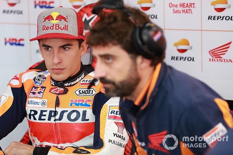 Isi grid keenam, Marquez belum temukan set-up ideal