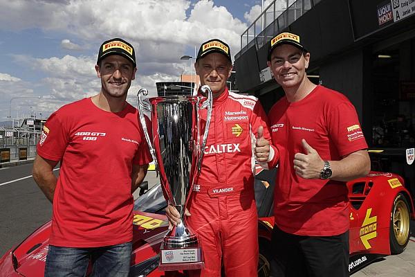 Endurance Reporte de calificación Pole para Ferrari en Bathurst gracias a un gran Vilander y 5º puesto de Soucek