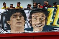Марадона и гонки. Кто предлагал ему тесты в Формуле 1 и кто выходил в его футболке на подиум