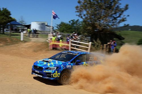 Class overhaul for Australian rallying