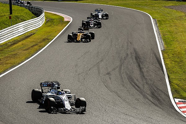 Fórmula 1 La columna de Massa: Renault se ha convertido en la gran amenaza por el quinto puesto