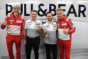 MotoGP Actualités Aspar et Ducati prolongent leur partenariat pour 2018