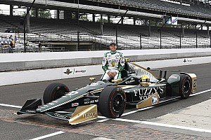 IndyCar Qualifying report Indy 500: Carpenter leads qualifying, Alonso reaches Fast Nine