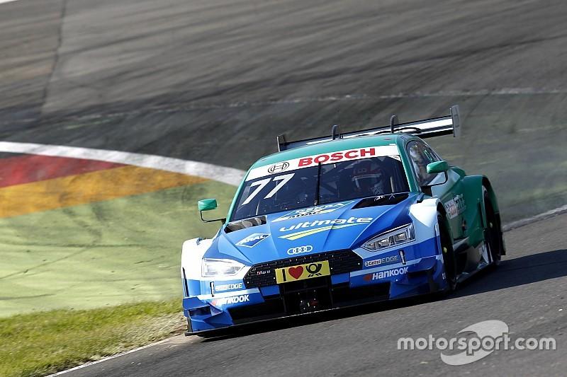 Audi - Les débuts de Duval en DTM contrariés par son impatience