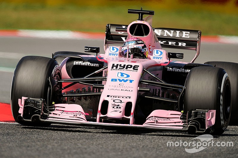 Force India handed 25,000 euro suspended fine
