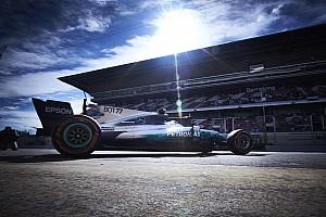 F1 Top List La temporada 2017 de Mercedes en 50 fotos