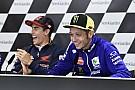 Marc Marquez über Valentino Rossi: