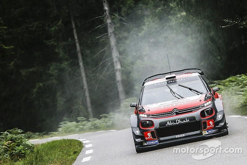 Citroën veut faire rouler Loeb également sur la terre