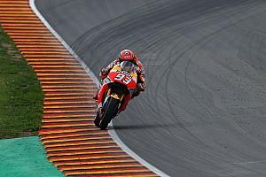 MotoGP Relato da corrida Márquez vence em Sachsenring e assume liderança; Rossi é 5º