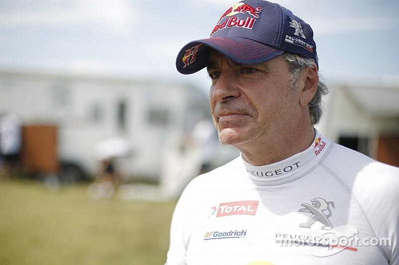 Sainz admits 2018 could be his final Dakar Rally