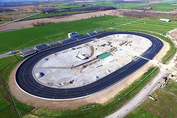 NASCAR Canada Interview Jukasa Motor Speedway is taking shape in Canada