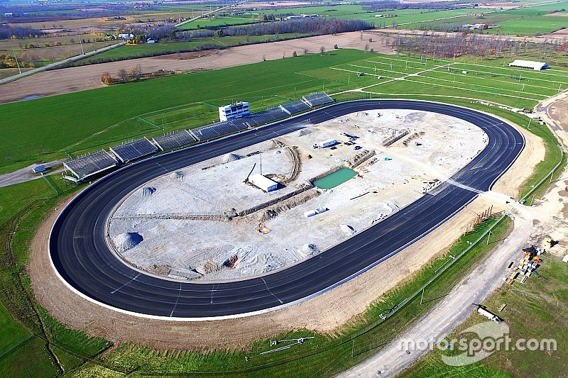 Jukasa Motor Speedway Is Taking Shape In Canada