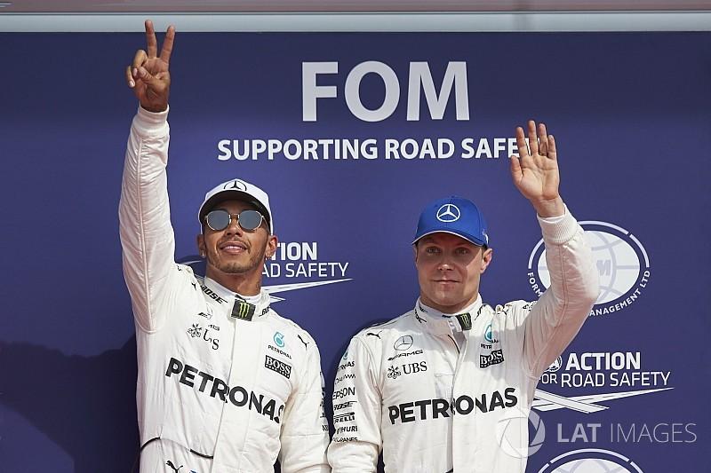Mercedes schließt Teamorder im F1-WM-Kampf 2017 nicht mehr aus