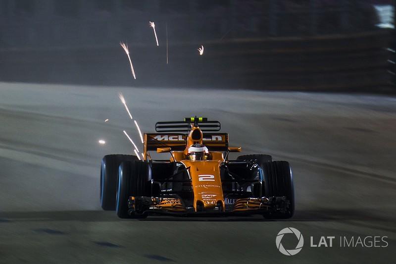 Formel 1 2017: Honda ändert Motoren-Strategie für McLaren
