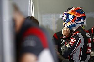 Формула 1 Новость Штайнер не поверил в проблемы с машиной Грожана