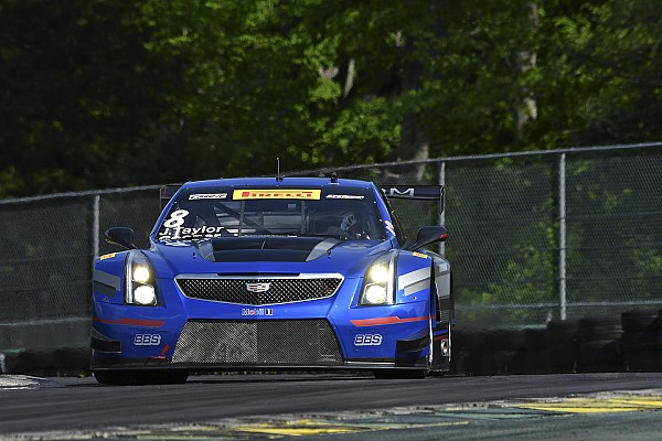 PWC CTMP PWC: Cadillac uses strategy to run away with Race 1 SprintX win
