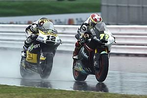Moto2 Résumé de course Aegerter se rappelle au souvenir de tous, Lüthi à celui de Morbidelli