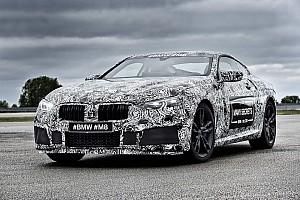 WEC Nieuws Nieuwe M8 basis voor GTE-auto van BMW