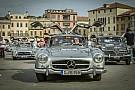 1000 Miglia: diario di un viaggio nella passione sulla Mercedes 300 SL