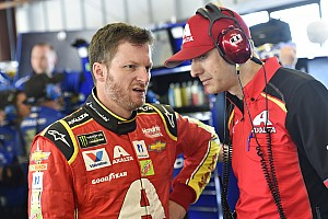 NASCAR Cup Special feature Dale Earnhardt Jr.: 'Who you are as a person never gets forgotten'