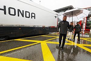 F1 突发新闻 迈凯伦官方宣布与本田解除合作