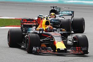 Formule 1 Réactions Hamilton: Mercedes