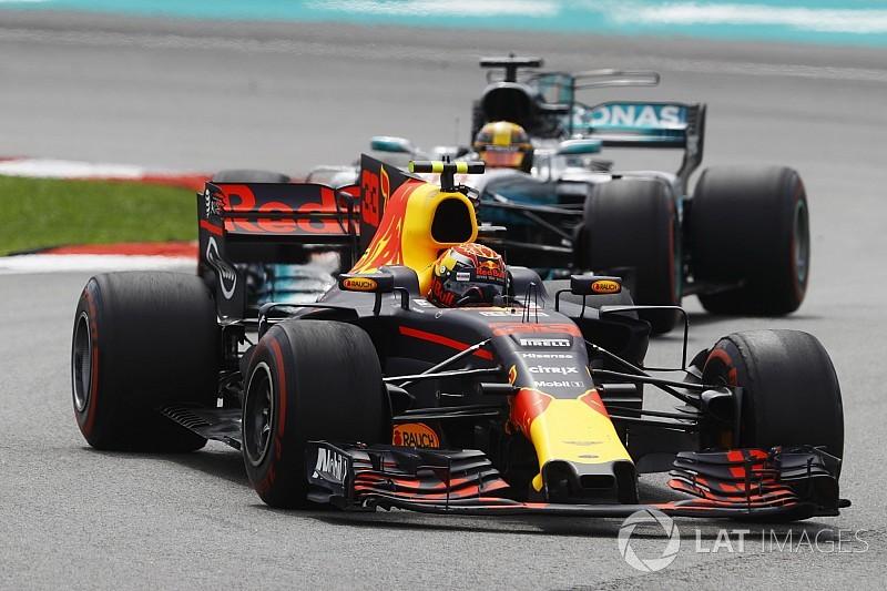 """Hamilton: Mercedes """"n'avait pas le rythme"""" à Sepang"""