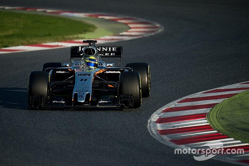 Force India: Третє місце у Ф1 вже недосяжне