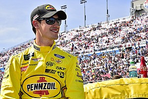 NASCAR Cup Commentary Joey Logano is no stranger to confrontation