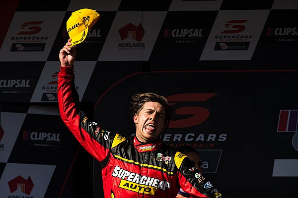 Supercars Chaz Mostert surprised by Prodrive Clipsal form