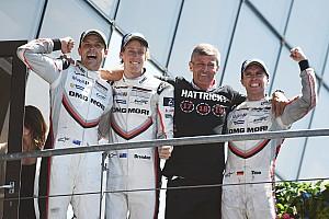 "Le Mans Nieuws Bernhard na mega-comeback Le Mans: ""Dit is een wrede race"""