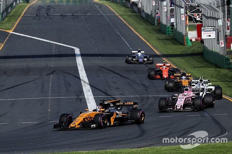 На Гран Прі Австралії обганяти було «майже неможливо»