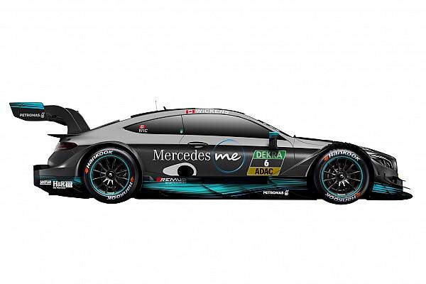 Mercedes präsentiert Autodesigns für die DTM-Saison 2017