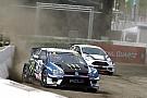 World Rallycross Les Volkswagen dominent, Loeb une nouvelle fois bien placé